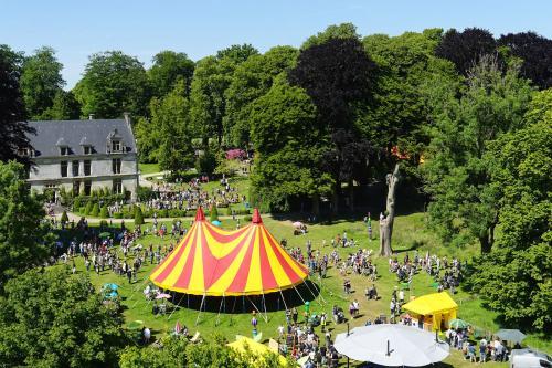 La Fête du cirque au Château de Gromesnil