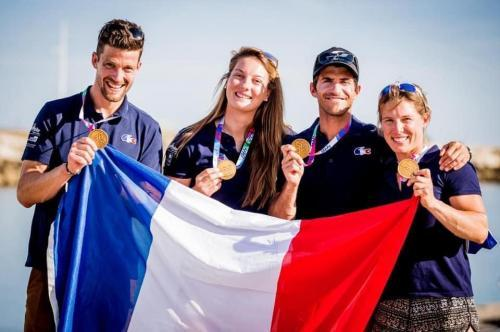 Jérémie Mion et ses coéquipiers champions d'Europe ! - Mai 2021