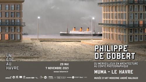 Philippe de Gobert. Du merveilleux en architecture au conte photographique