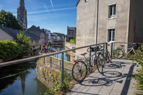 La Seine à Vélo® à Harfleur