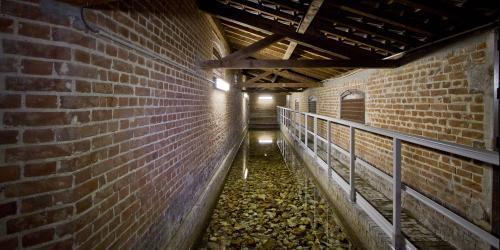 Source souterraine d'eau