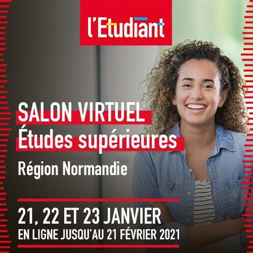 Salon virtuel de l'Étudiant
