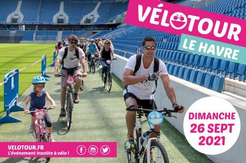 Affiche Vélotour 2021