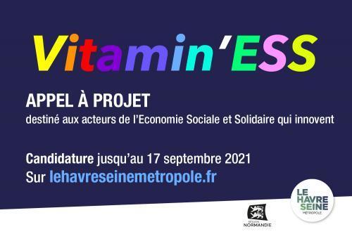 Appel à projets Vitamin'ESS