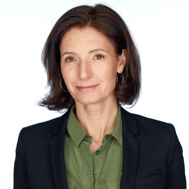Caroline Caron, directrice générale de la Transat Jacques Vabre Normandie - Le Havre