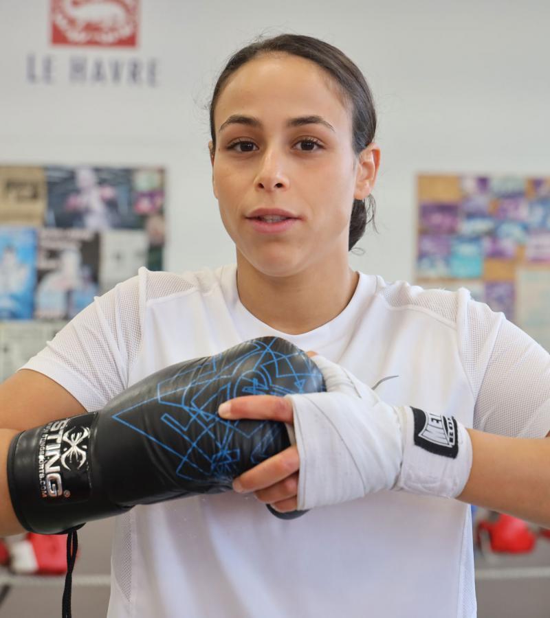 Amina Zidani