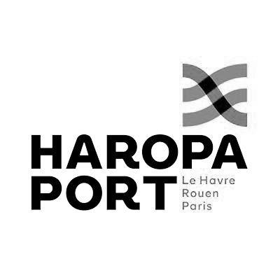 Logo Haropa Port